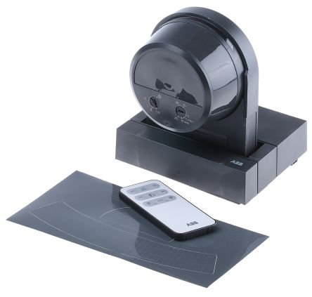 Watchdog motion sensor 220deg RC grey