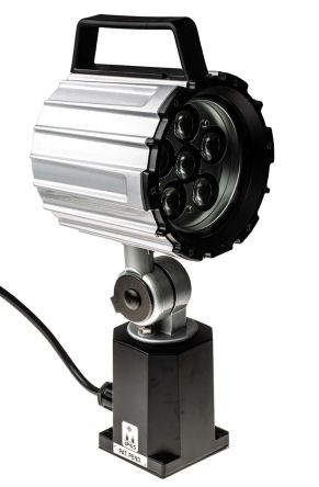 RS PRO LED Desk Lamp, 12 W, Articulated, 12 V, Lamp Included