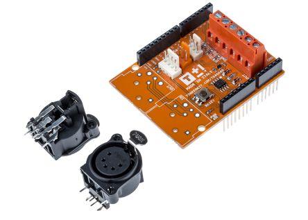 Arduino Tinkerkit Dmx Master Shield MCU Shield - T040060