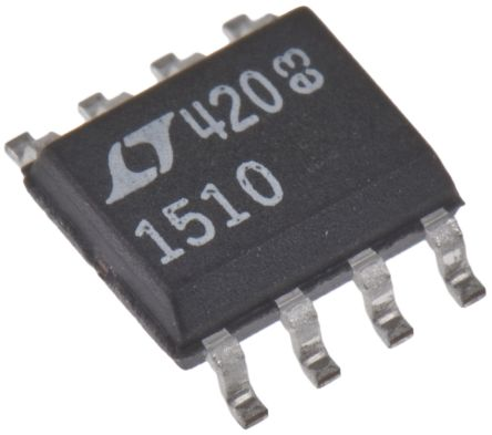 Analog Devices LT1510CS8#PBF, Lithium-Ion, NiMH, Battery Charger, 1.5A 8-Pin, SOIC