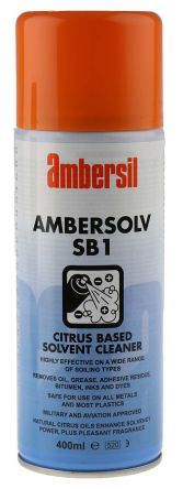 400 ml Degreaser Aerosol for Industrial Cleaning product photo