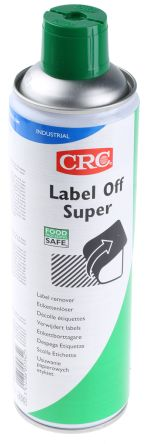 CRC 400 ml Aerosol Label Remover
