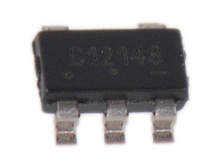 ON Semiconductor CAT24C02TDI-GT3A, 2kbit EEPROM Memory, 900ns 5-Pin TSOT-23  I2C