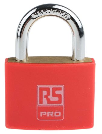 K2102 40 Red Rs Pro Rs Pro 43mm Brass Key Weather