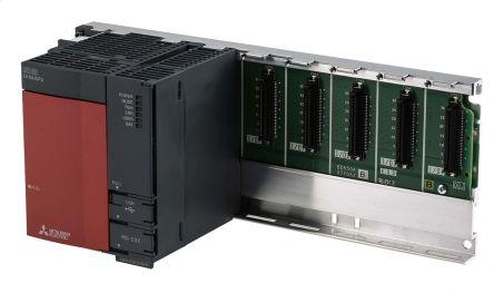 Q00UJCPU | Mitsubishi Q Series PLC CPU, Ethernet Networking
