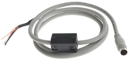Mitsubishi PLC connection cable 1m For Use With HMI CPU (MELSEC FX series),  GT1020 Series,