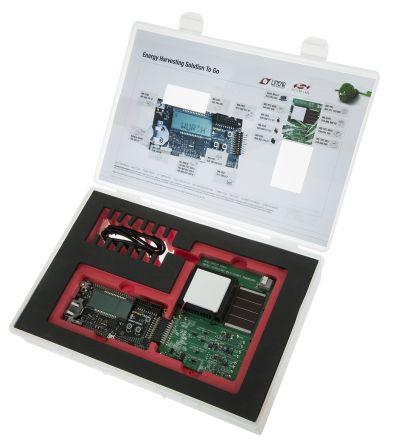 Wurth Elektronik IC-744885 EFM32 Gecko Energy Harvesting