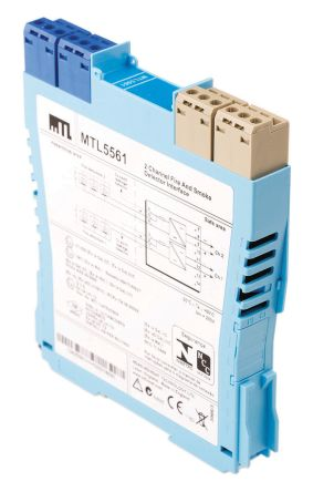 MTL 2 Channel Galvanic Isolator With Analogue Output, 28 V max, 42mA max