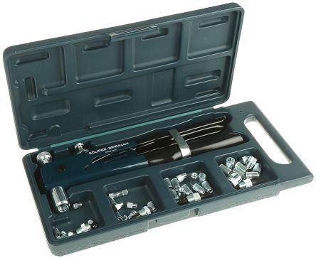 Spear & Jackson 5 Piece Mechanics Tool Kit with Case