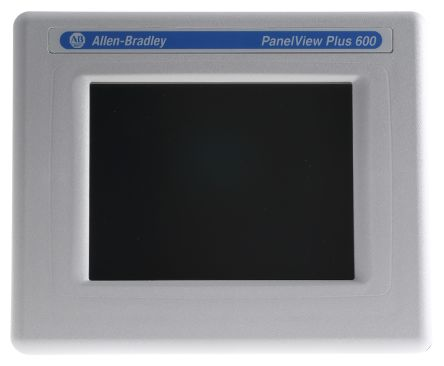 Allen Bradley 2711P Series Touch Screen HMI 5 7 in TFT LCD 320 x 240pixels