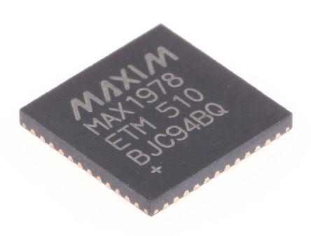 Maxim MAX1978ETM+ Датчик температуры