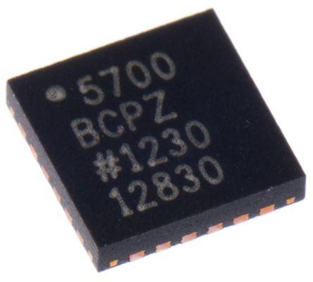 Analog Devices AD5700BCPZ-R5, Modem HART FSK Modem FSK, 1.71 → 5.5 V, 24-Pin, LFCSP