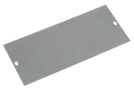 Legrand Floor Box Blank Module, 4 Compartments 75 mm