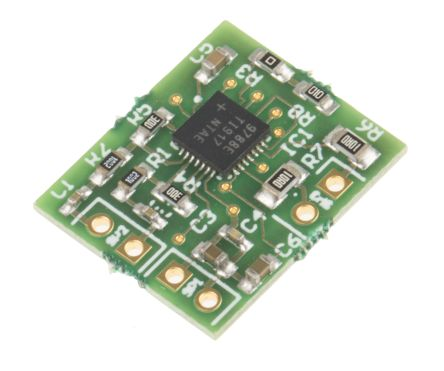 PAA-MAX9788-01 Sonitron, Audio Amplifier Module Printed Circuit Board for PAA Amplifier