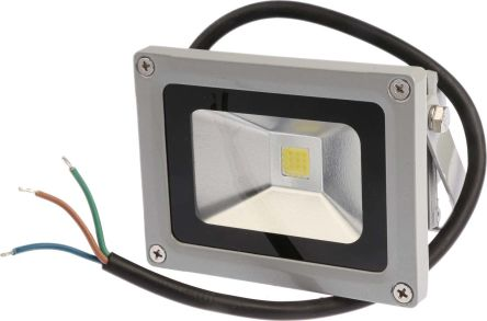 RS PRO Светодиодный светильник заливного света, 85 → 265 В 10 Вт