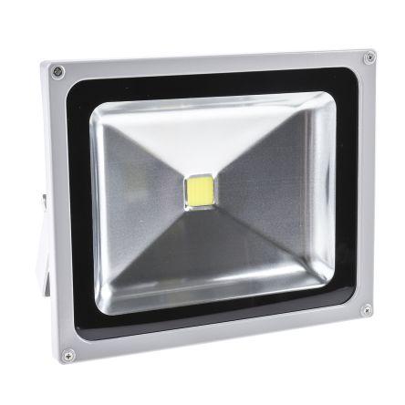 RS PRO Светодиодный светильник заливного света, 85 → 265 В 50 Вт