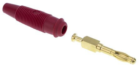 Test Plugs /& Test Jacks RED BANANA JACK