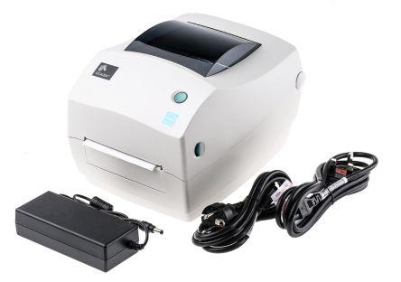 Zebra GC420t TT/DT 203dpi Printer[UK/EU]
