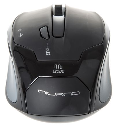 fb1a728d4e1 52372 HAMA | HAMA Milano 6 Button Wireless Compact Optical Mouse | 787-3319  | RS Cyprus Online