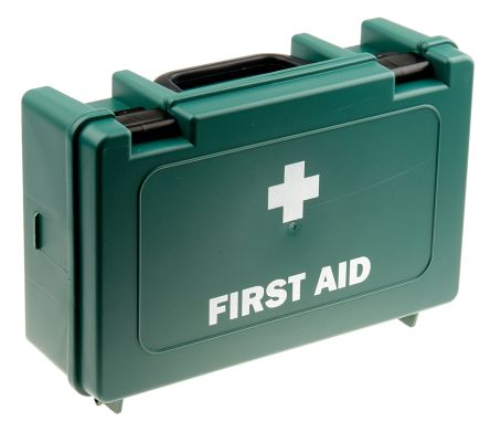 Wall Mounted First Aid Kit, 27 x 21.5 x 5cm product photo
