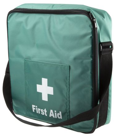 Carrying Case First Aid Kit for 10 people, 400 mm x 380mm x 100 mm product photo