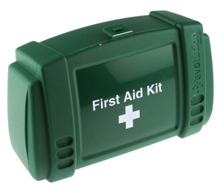 Carrying Case First Aid Kit for 1 people, 150 mm x 230mm x 80 mm product photo