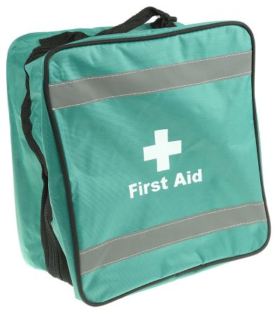 Carrying Case First Aid Kit for 10 people, 230 mm x 250mm x 150 mm product photo