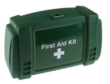Carrying Case, Wall Mounted First Aid Kit, 150 mm x 230mm x 80 mm