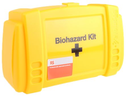 Body Fluids & Sharps Disposal Kit, 0.25L product photo