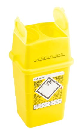 Sharps Bin, 1L product photo