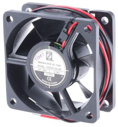 RS PRO Осевой вентилятор