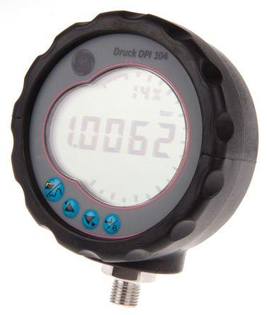 Druck Hydraulic, Pneumatic Digital pressure indicator, DPI104
