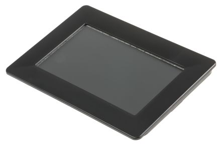 Bridgetek VM800B43A-BK, FT800 Basic EVE 4.3in Resistive Touch Screen Evaluation Module With Black Bezel
