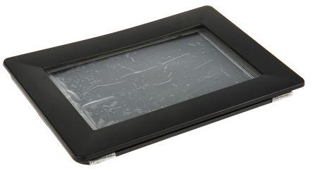 Bridgetek VM800B50A-BK, FT800 Basic EVE 5in Resistive Touch Screen Evaluation Module With Black Bezel