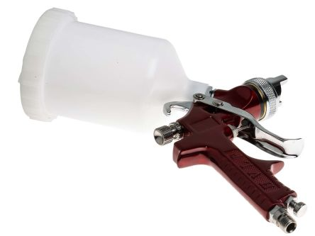 1 4 In Bsp Hvlp Spray Gun 3 Bar Rs Components
