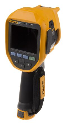 Fluke TI400 Thermal Imaging Camera, Temp Range: -20 → +1200 °C 320 x 240pixel