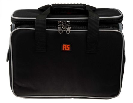 RS PRO Polyester Tool Bag with Shoulder Strap 400mm x 190mm x 300mm