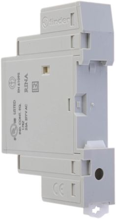 RELAY 250VAC DPST-NO 25A 22.32.0.012.4320 By FINDER