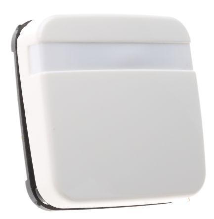 PIR automatic light switch alpine white