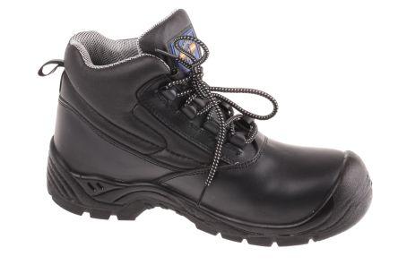 RS PRO Black Composite Toe Cap Mens