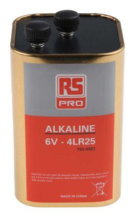 915 6V, 15Ah Alkaline Lantern Battery product photo