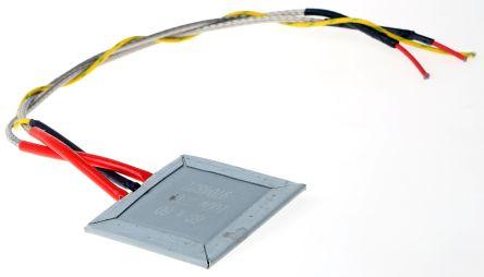 Flat Plate Mica Heater 100W 60x60mm