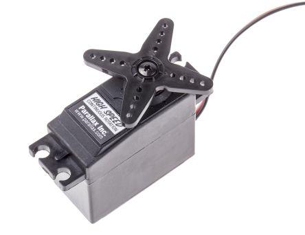 Parallax Inc Servo Motor, 6  8.4 V, 180 rpm