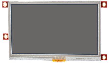 4D Systems SK-43PT-PI, 4.3in Resistive Touch Screen Starter Kit for Raspberry Pi