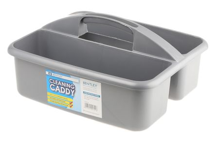 PP Silver Cleaning Caddy With Handle product photo