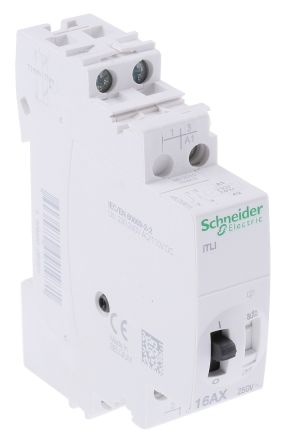 F7913051 02 a9c30815 2p impulse relay with no nc contacts, 16 a schneider impulse relay wiring diagram at edmiracle.co