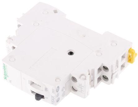 2P Impulse Relay With 2NO Contacts, 16 A, 12 V dc, 24 V ac Coil