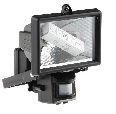 IP44 PIR halogen outdoor floodlight,120W