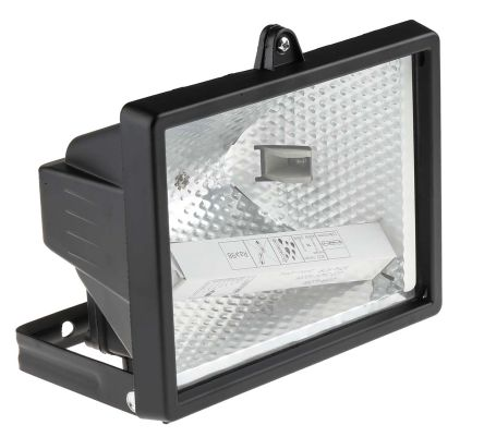 90578 Rs Pro 400 W Halogen Floodlight Indoor Outdoor Ip44 220 240 V 791 8276 Components