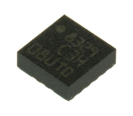 LIS3DHTR STMicroelectronics, 3-Axis Accelerometer, I2C, SPI, 16-Pin LGA